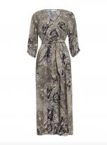 Dress in Garden Print