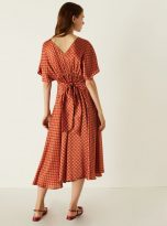 Patterned Dress with Bow-c-moscova_normal