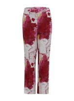 Trousers in Map Print