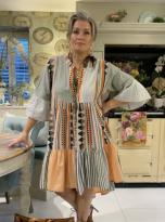 Aztek Devotion Twins Dress